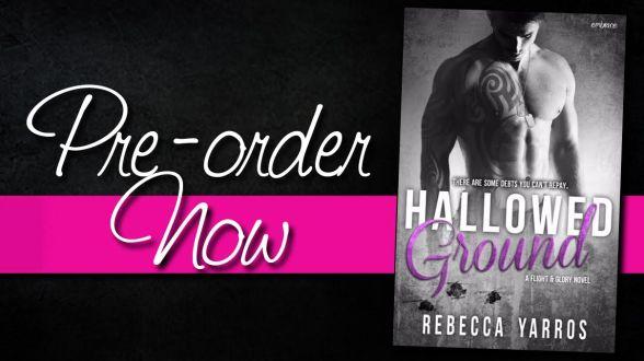 hallowed ground pre-order